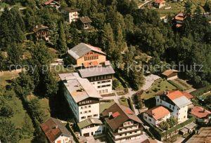 AK / Ansichtskarte Saint Gervais les Bains Maison de convalescence et de repos Les Myriams vue aerienne Kat. Saint Gervais les Bains