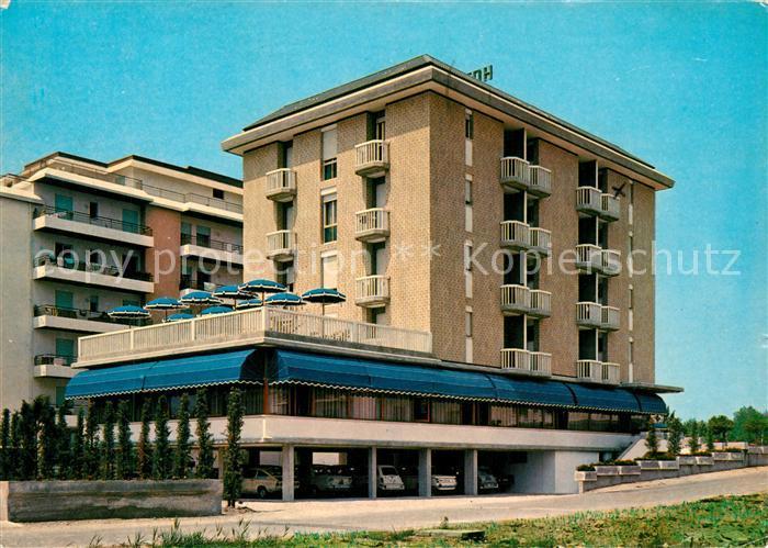 AK / Ansichtskarte Bibione Hotel Regina