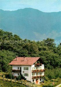 AK / Ansichtskarte Saltaus Haus Pixner Gaestehaus Pension Passiertal Alpen