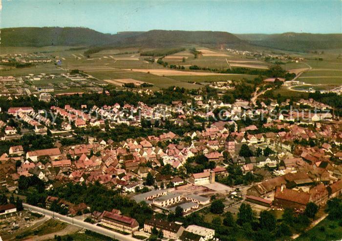 AK / Ansichtskarte Hessisch Oldendorf Fliegeraufnahme Kat. Hessisch Oldendorf
