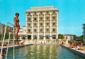 AK / Ansichtskarte Lido di Jesolo Hotel le Soleil Swimming Pool Kat. Italien