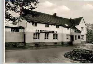 AK / Ansichtskarte Hellersen Luedenscheid Haus Hollweg Gaestezimmer  Kat. Luedenscheid