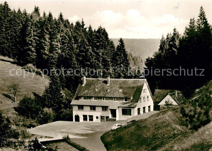 AK / Ansichtskarte Besenfeld Freizeitheim Schwarzwaldmuehle Kat. Seewald 0