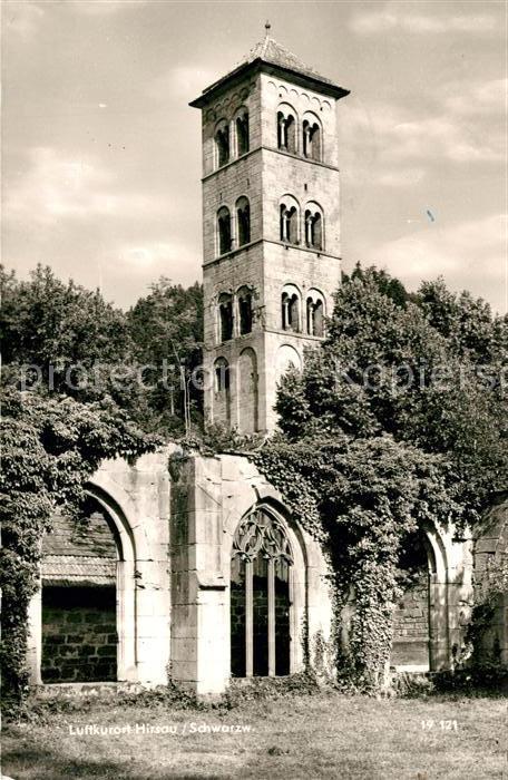 AK / Ansichtskarte Hirsau Kloster Ruine Kat. Calw