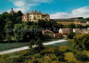 AK / Ansichtskarte Weilburg Lahn Schloss Kat. Weilburg Lahn