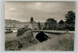 AK / Ansichtskarte Ramsen Pfalz Panorama Bruecke Kat. Ramsen
