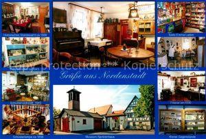 AK / Ansichtskarte Nordenstadt Standesamt Puppenmoebel Schusterwerkstatt Museum Spritzenhaus Kat. Wiesbaden