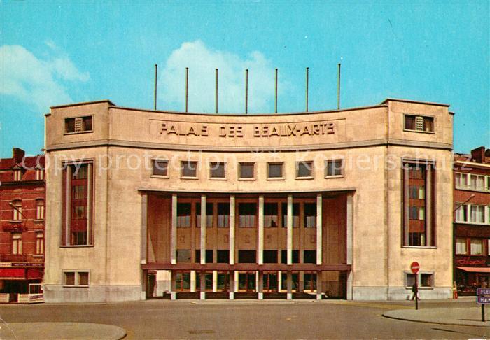 AK / Ansichtskarte Charleroi Hainaut Wallonie Le Palais des Beaux Arts Kat.