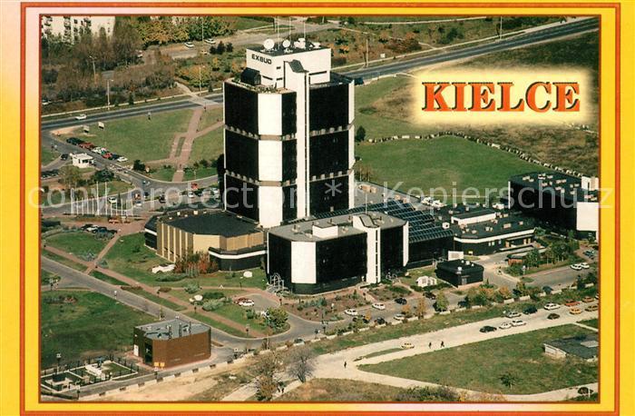 AK / Ansichtskarte Kielce Exbud Centrum Biznesu Kat. Kielce