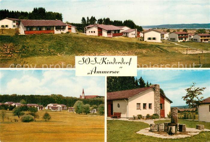 Diessen Ammersee SOS Kinderdorf Ammersee Kat. Diessen a.Ammersee