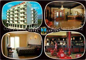 Benidorm Hotel Carlos I Kat. Costa Blanca Spanien