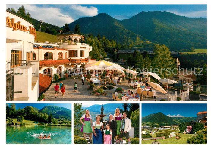 Alpendorf St Johann Alpina Wellness Sporthotel