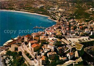 AK / Ansichtskarte Calvi Citadelle et la ville vue aerienne Kat. Calvi
