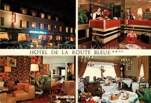 AK / Ansichtskarte Varennes sur Allier Hotel Restaurant de la Route Bleue Kat. Varennes sur Allier
