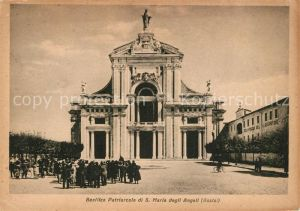 AK / Ansichtskarte Assisi Umbria Basilica Patriarcale di S Maria degli Angell Kat. Assisi