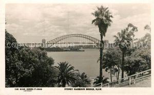AK / Ansichtskarte Sydney New South Wales Harbour Bridge  Kat. Sydney