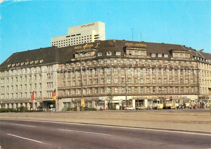 AK / Ansichtskarte Leipzig Hotel Astoria Messestadt Kat. Leipzig