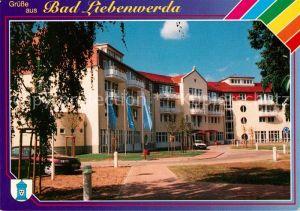AK / Ansichtskarte Bad Liebenwerda Sanatorium Kat. Bad Liebenwerda