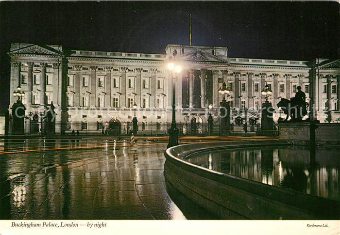 London Buckingham Palace Kat. City of London