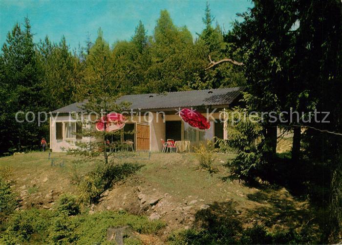 AK / Ansichtskarte Gottsdorf Niederbayern ADAC Ferienzentrum Bayerwald Bayerischer Wald Kat. Untergriesbach