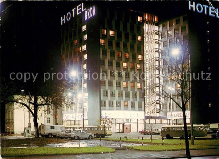 AK / Ansichtskarte Bydgoszcz Pommern Hotel Brda Kat. Bromberg Bydgoszcz