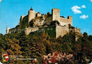 AK / Ansichtskarte Hohensalzburg Festung Kat. Salzburg