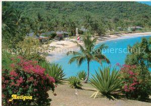 AK / Ansichtskarte Antigua Hawksbill Beach Kat. Antigua