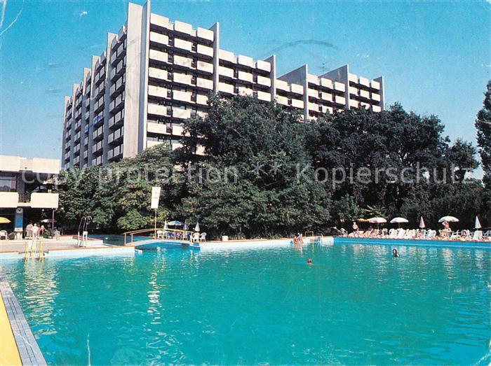 AK / Ansichtskarte Varna Warna Resort St Konstantin and Helena Grand hotel Varna Schwimmbad Kat. Varna