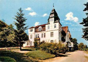 AK / Ansichtskarte Hedemuenden Haus der Heimat Kat. Hann. Muenden