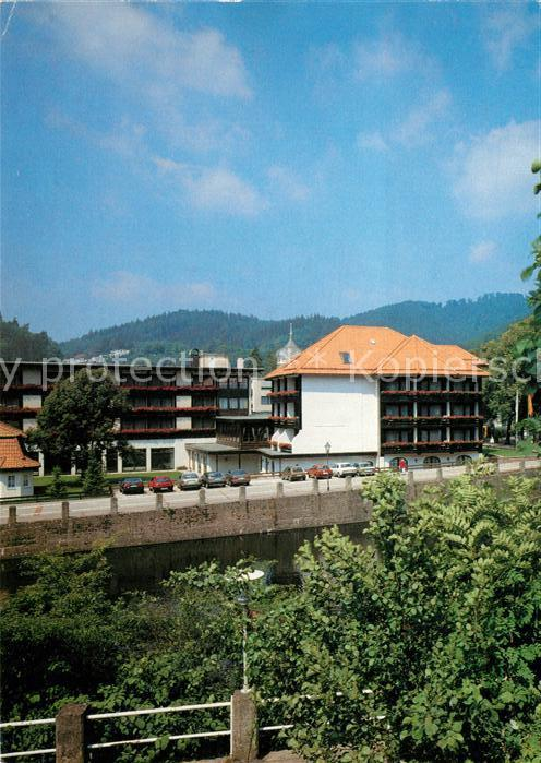 AK / Ansichtskarte Bad Lauterberg Sanatorium Muehl Kat. Bad Lauterberg im  Harz