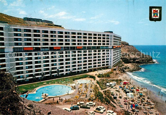 AK / Ansichtskarte Patalavaca Hotel Pool Strand