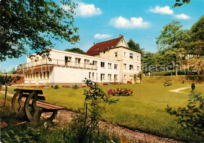 AK / Ansichtskarte Bielstein Haus Waldfrieden Kat. Wiehl