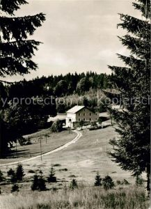 AK / Ansichtskarte Frauenberg Bayrischer Wald Jugendherberge Kat. Grafenau