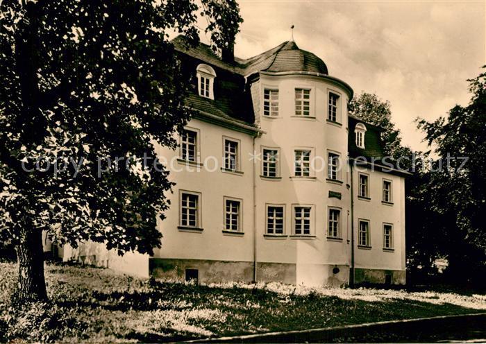 AK / Ansichtskarte Markneukirchen Staedt Gewerbemuseum Kat. Markneukirchen
