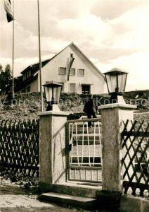 AK / Ansichtskarte Hinternah Verwaltung Reichsbahndirektion Erfurt Friedrich List Kat. Nahetal Waldau