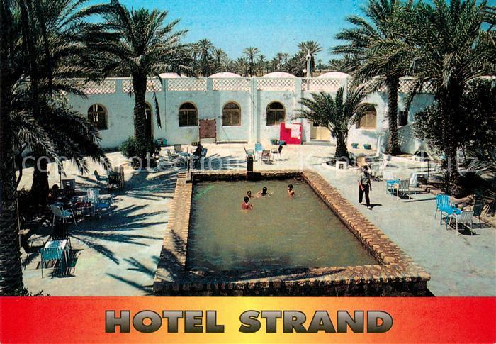 AK / Ansichtskarte Djerba Hotel Strand Pool Djerba Kat. Djerba