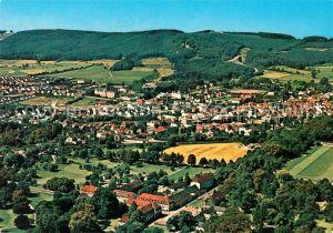 AK / Ansichtskarte Bad Driburg Fliegeraufnahme Eggegebirge Teutoburger Wald Bad Driburg Kat. Bad Driburg