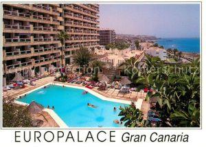 AK / Ansichtskarte Playa del Ingles Gran Canaria Europalace  Playa del Kat. San Bartolome de Tirajana