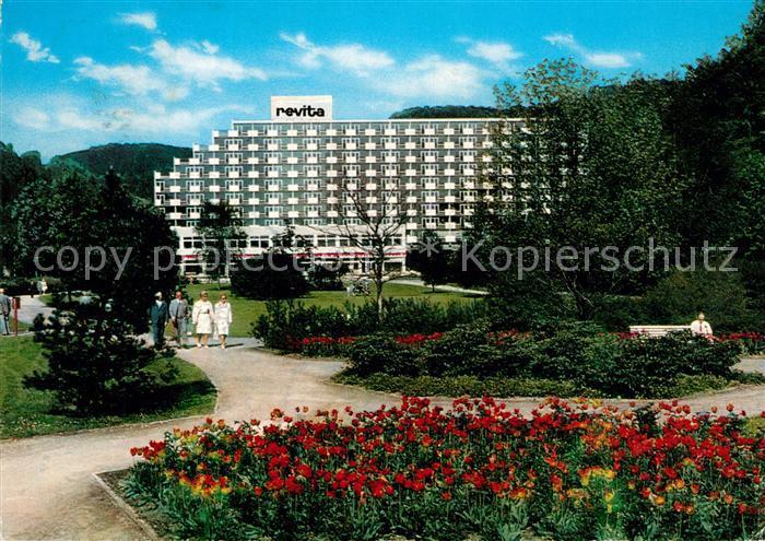 AK / Ansichtskarte Bad Lauterberg Revita Hotel Kurzentrum Bad Lauterberg Kat. Bad Lauterberg im Harz