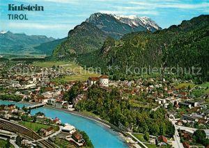 AK / Ansichtskarte Kufstein Tirol Fliegeraufnahme Kufstein Tirol Kat. Kufstein
