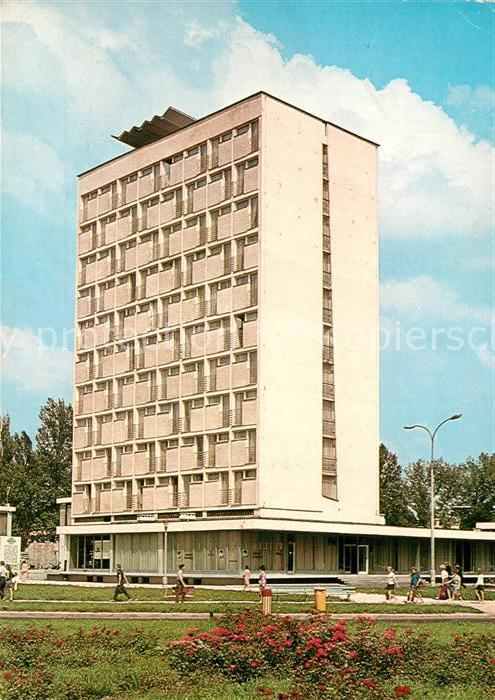 AK / Ansichtskarte Pulawy Hotel Izabella Pulawy