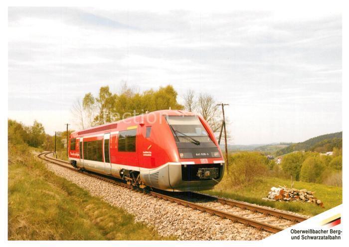 AK / Ansichtskarte Eisenbahn Schwarzatalbahn  Eisenbahn Kat. Eisenbahn