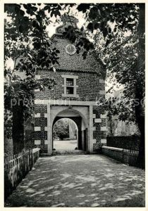 AK / Ansichtskarte Neersen Niederrhein Kindererholungsheim Schloss Neersen Neersen Niederrhein Kat. Willich
