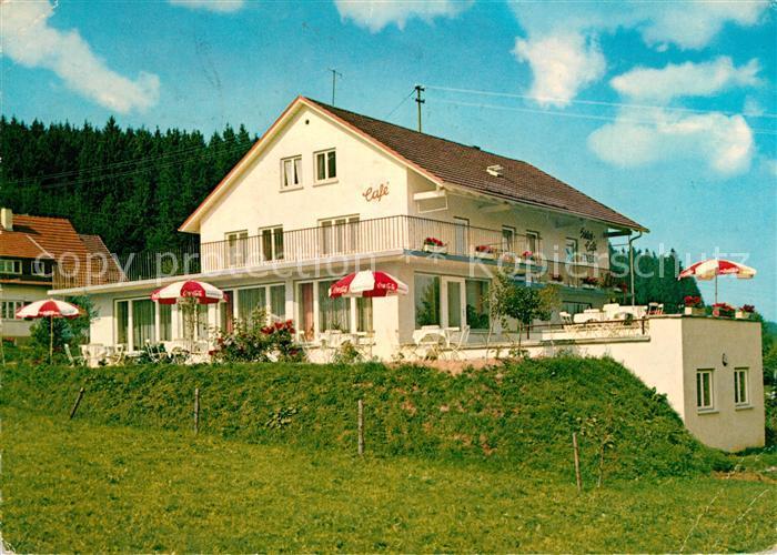 AK / Ansichtskarte Groenenbach Bad Schloss Cafe Restaurant Pension Groenenbach Bad Kat. Bad Groenenbach