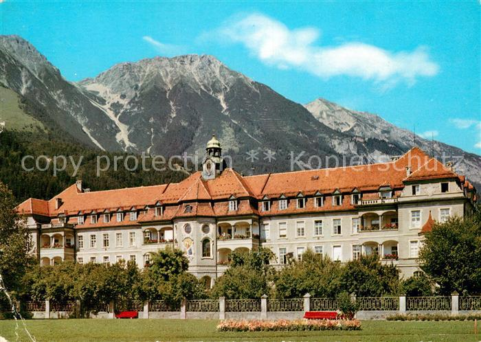 Innsbruck Sanatorium Barmherzige Schwestern Innsbruck Kat. Innsbruck
