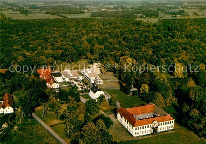 AK / Ansichtskarte Bad Bentheim Fliegeraufnahme Bad Bentheim Kat. Bad Bentheim