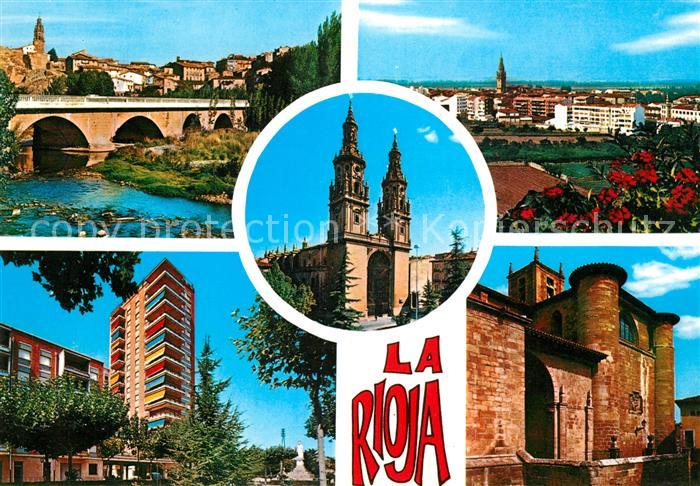 La Rioja Haro Logrono Sto Domingo