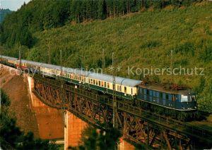 Eisenbahn Elektro Schnellzuglokomotive 118014 0 Deutsche Bahn Moehren Eisenbahn Kat. Eisenbahn