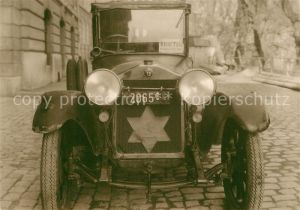 Autos Martini Taxi 1931 Autos Kat. Autos