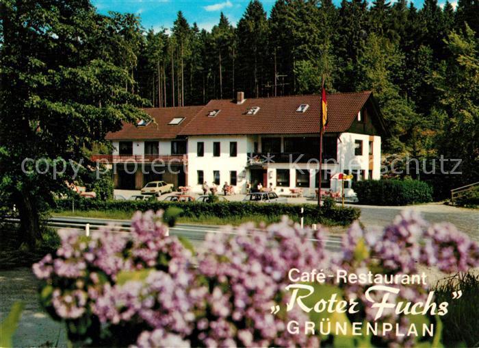 Gruenenplan Cafe Restaurant Roter Fuchs Gruenenplan Kat. Delligsen